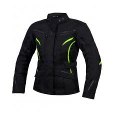 Куртка текстильная REBELHORN HIKER III LADY BLACK/FLO YELLOW