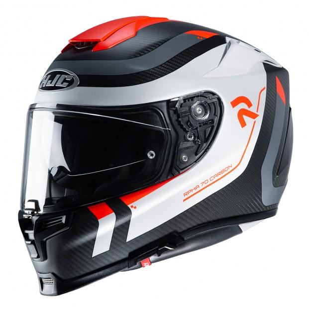 Шлем HJC RPHA 70 CARBON REPLE MC6HSF
