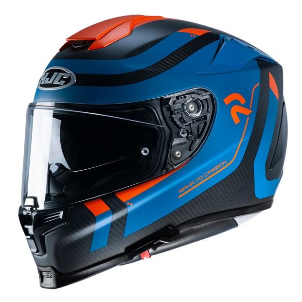 Шлем HJC RPHA 70 CARBON REPLE MC27SF