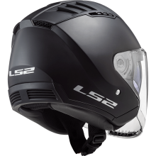 Шлем LS2 OF600 COPTER MATT BLACK