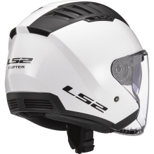 Шлем LS2 OF600 COPTER GLOSS WHITE