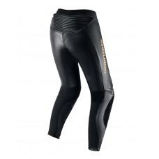 Штаны кожаные REBELHORN REBEL LADY BLACK/GOLD