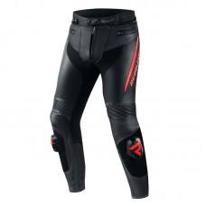 Штаны Rebelhorn Fighter Black/Flo Red