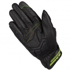 Перчатки Ozone RS600 Black Flo Yellow SHORT