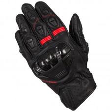 Перчатки Ozone RS600 BLACK/FLO RED SHORT