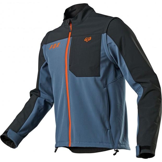Куртка Fox Legion Softshell Jacket Blue Steel