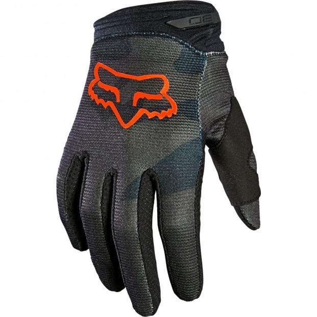 Перчатки Fox 180 Trev Glove Black Camo