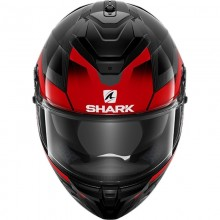 Шлем SHARK SPARTAN GT CARBON SHESTTER Carbon Red Anthracite