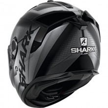 Шлем SHARK SPARTAN GT ELGEN Mat Black Anthracite