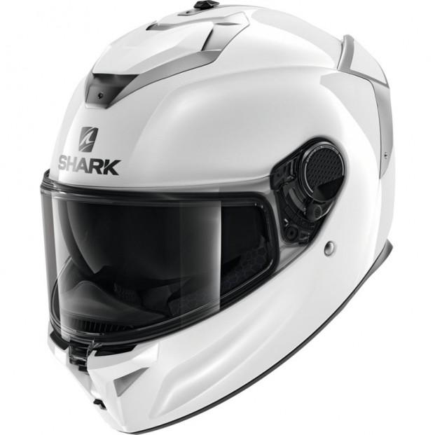 Шлем SHARK SPARTAN GT BLANK White azur