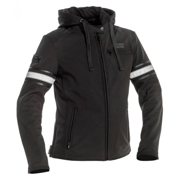 Куртка RICHA TOULON II SOFTSHELL WP BLACK