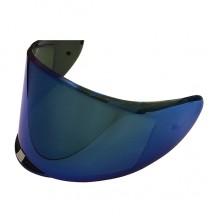 Визор зеркально-голубой LS 2 FF 327