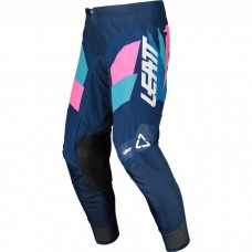 Мотоштаны Leatt Moto 4.5 Pant Blue/Pink