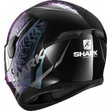 Шлем Shark D-Skwal 2 Shigan Black Violet Glitter