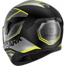 Шлем SHARK D-SKWAL 2 DAVEN Mat Black Anthracite Yellow