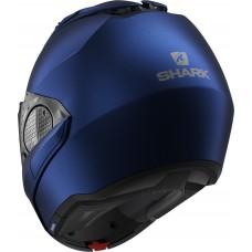 Шлем SHARK EVO GT BLANK MAT ELECTRIC BLUE