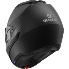 Шлем SHARK EVO GT BLANK MAT Black
