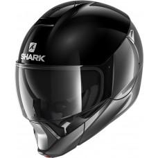 Шлем SHARK EVOJET DUAL BLANK BLACK GRAY