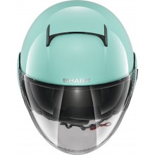 Шлем SHARK Nano Crystal Green