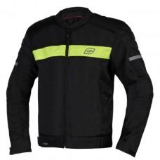 Куртка Ozone Dart Black/Flo Yellow