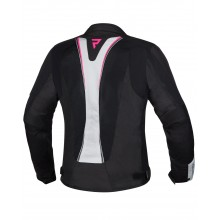 Куртка REBELHORN HIFLOW IV LADY BLACK/SILVER/FLO PINK