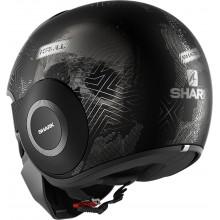 Шлем SHARK STREET DRAK KRULL Mat Black Anthracite