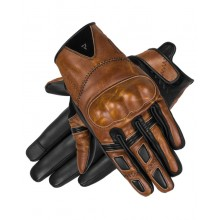 Перчатки кожаные REBELHORN THUG II BROWN