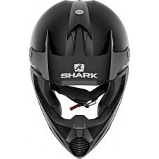 Шлем SHARK VARIAL BLANK MAT Black Mat