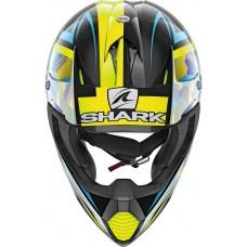 Шлем SHARK VARIAL TIXIER Black Blue Yellow
