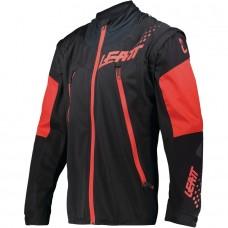Куртка Leatt Moto 4.5 Lite Jacket Black/Red