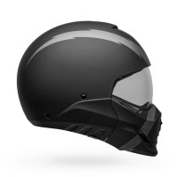 Шлем BELL BROOZER ARC MATTE BLACK/GREY