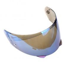 HJ33 Визор зеркальный синий