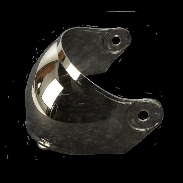 Визор HJC XD-14 ДЛЯ V90, Зеркально серый