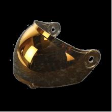 Визор HJC XD-14 ДЛЯ V90, Зеркально золотой