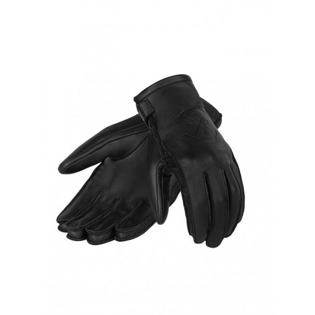 Перчатки кожаные BROGER ALASKA BLACK
