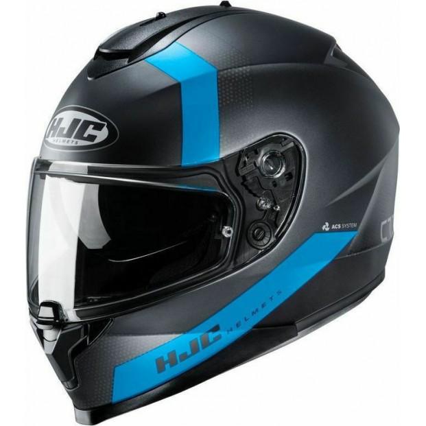 Шлем HJC C70 EURA MC2SF