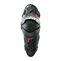 Наколенники Leatt Dual Axis Knee & Shin Guard Black/red