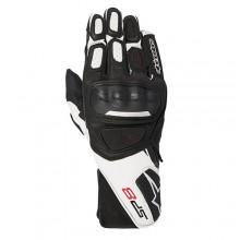 Перчатки Alpinestars SP-8 V2 Black White
