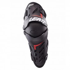 Наколенники Leatt Knee & Shin Guard Dual Axis Black Red