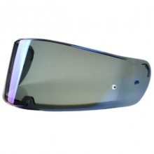 Визор LS2 FF397 зеркально голубой