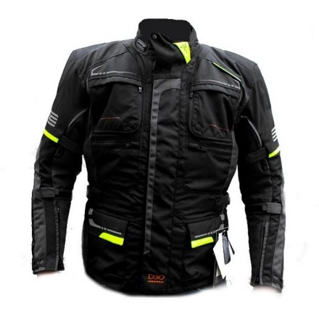 Куртка текстильная SECA ARRAKIS HUMAX D3O