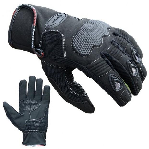 Перчатки Proanti Cross Black