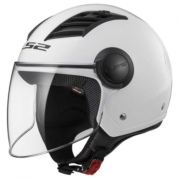 Шлем LS2 OF562 AIRFLOW L SOLID White