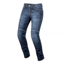 Штаны Alpinestars DAISY DENIM BLUE