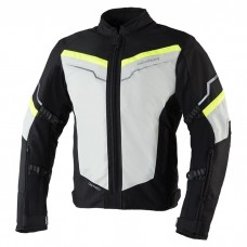 Куртка Rebelhorn District Ice Black Fluo Yellow