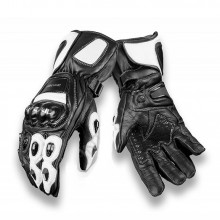 Перчатки TSCHUL 285 Titanium Kevlar black white