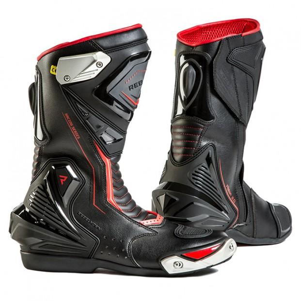 Ботинки Rebelhorn Piston II Black Red