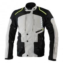 Куртка Rebelhorn Hiker II Black Gray Flo Yellow