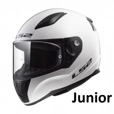 Шлем детский LS2 FF353J RAPID MINI Solid White