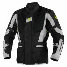 Куртка текстильная REBELHORN HARDY II gray/black/fluo yellow